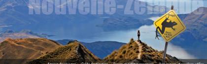 Envie d'une escapade lointaine? Choisissez la Nouvelle Zélande.