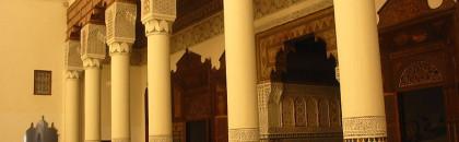 Partir en vacances à Marrakech en Mai