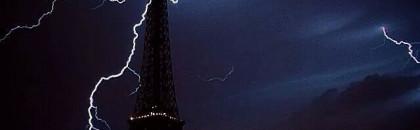 Les 20 plus belles photos de l'orage du 8 et 9 juin 2014