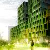 Des algues en façade pour gagner en autonomie énergétique