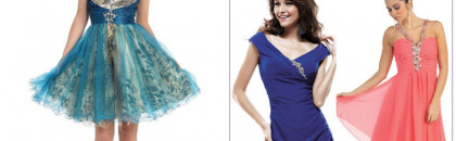 Quatre  conseils élémentaires pour bien choisir sa robe de fête!