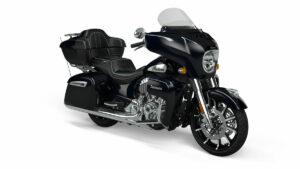 Roadmaster Limited Thunder Black Azure Crystal Indian