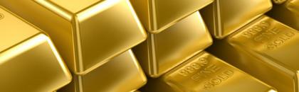 La déconnexion du prix de l'or.